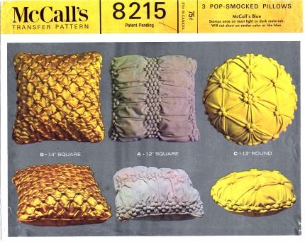 McCalls 8215