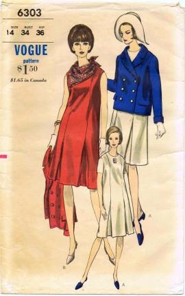 Vogue 6303