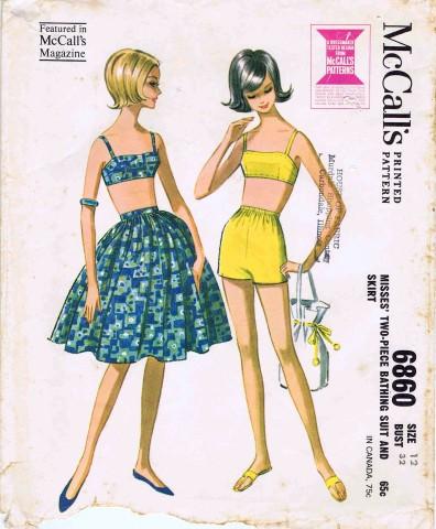 McCalls 1963 6860