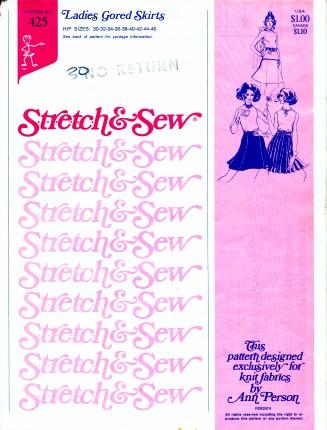 Stretch & Sew 1974 425