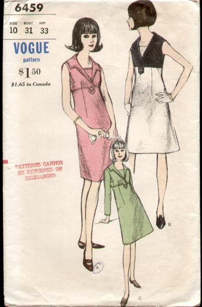 Vogue 6459 65 a