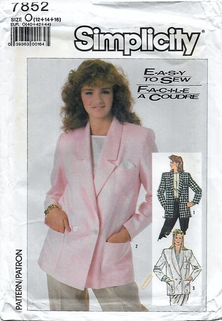 Simplicity 7852 front 1