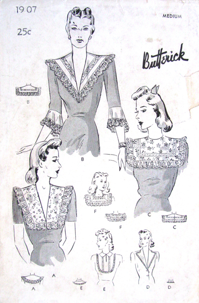 Butterick 1907
