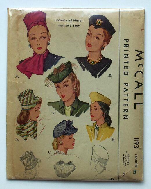 McCall 1193 (1945) Orig