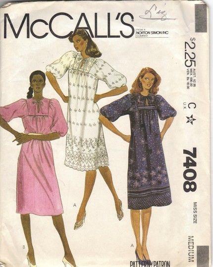 McCalls 7408