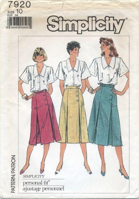 0s 7920 skirts