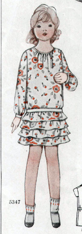 McCall 5347 1928
