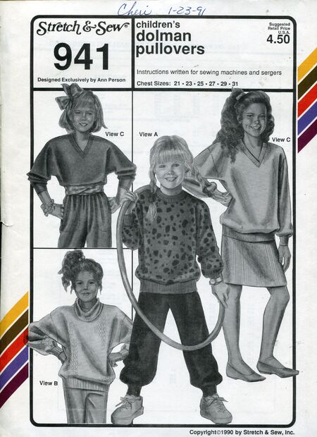 Stretch&sew941pullovers