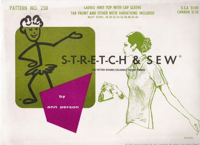 Stretch & Sew 250 image