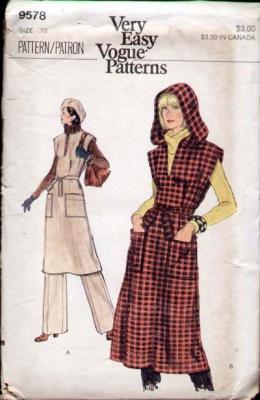 Vogue 9578 70s