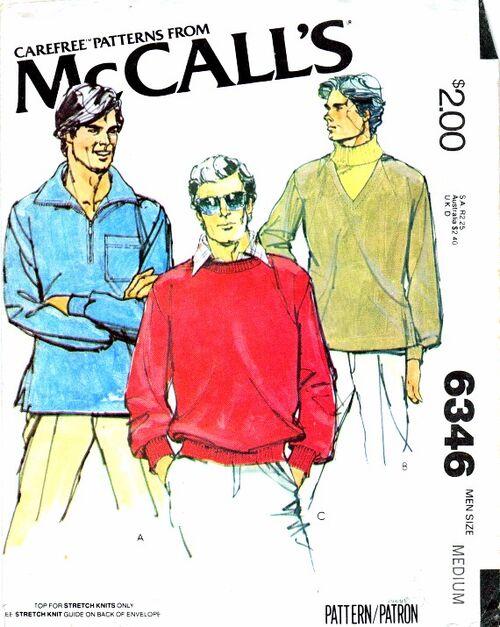 McCalls 1978 6346