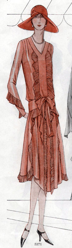 McCall 5371 1928