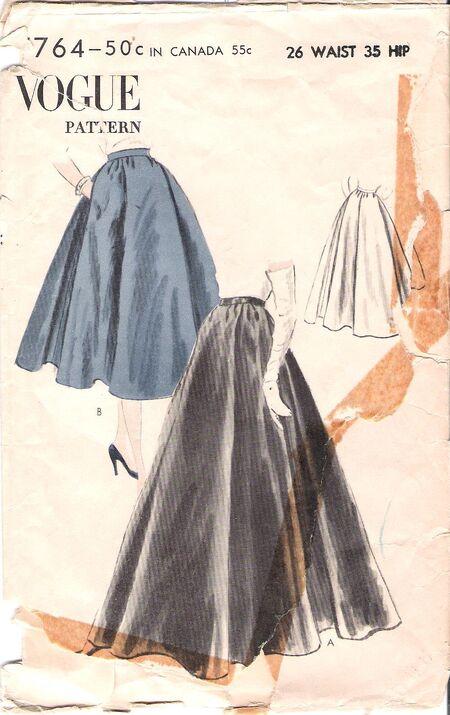 V7764waist26,1952