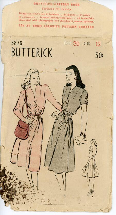 Butterick 3876179