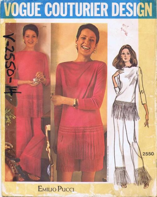 Vogue 1971 2550