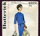 Butterick 9922