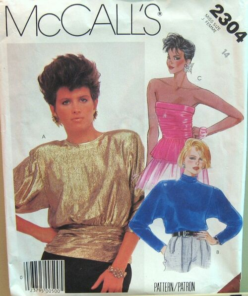 McCalls 2304