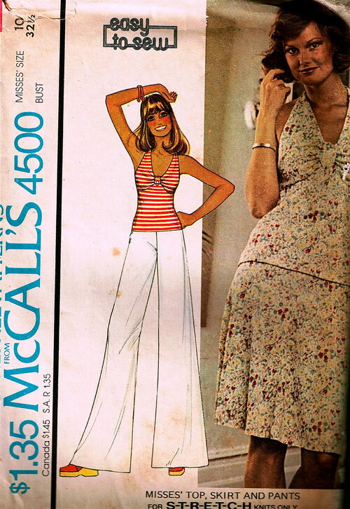 McCall's4500