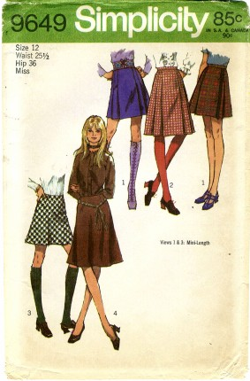 Simplicity 1971 9649