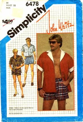 Simplicity 1984 6478