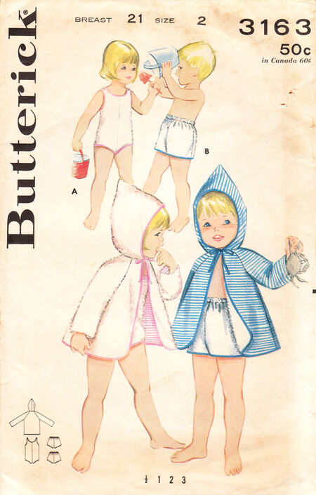 Butterick 3163 C