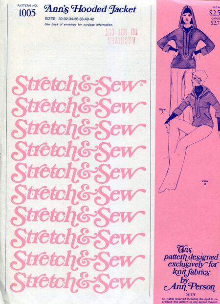 Stretch&sew1005