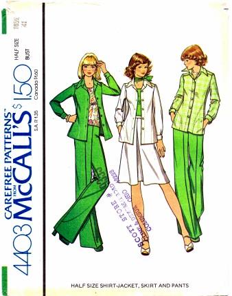 McCalls 4403
