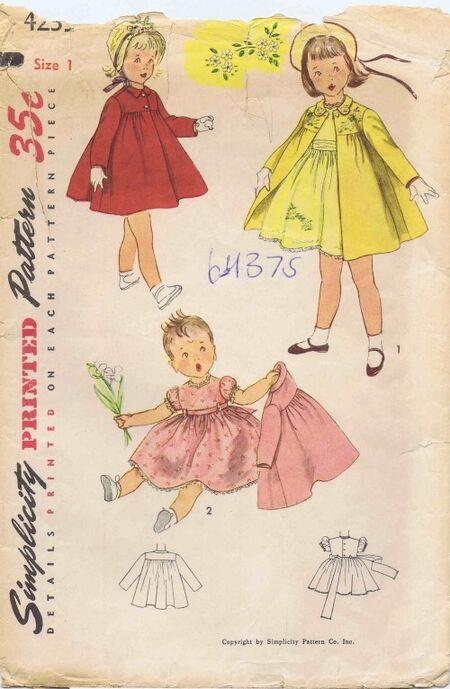 Simplicity 1953 4235