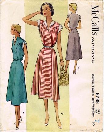 McCalls 1951 8788