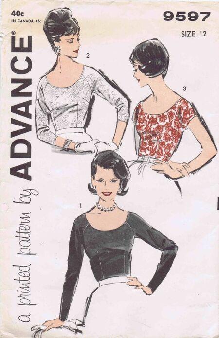 Advance 1960 9597