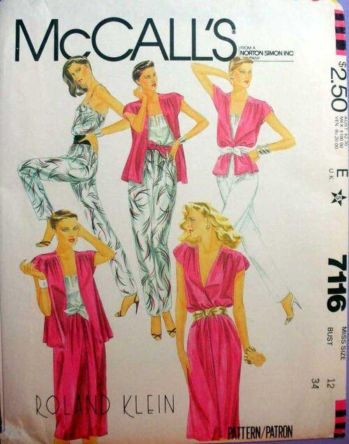 McCall's-7116-A