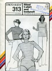 Stretch&sew313bodysuit