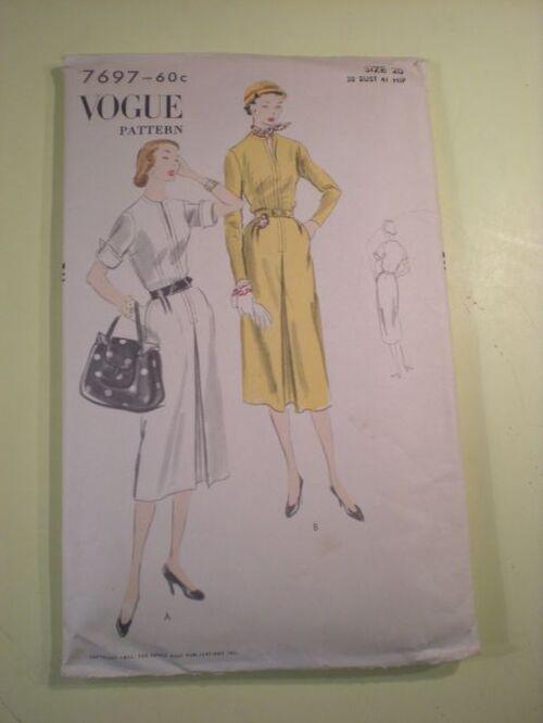 Vogue 7697 image