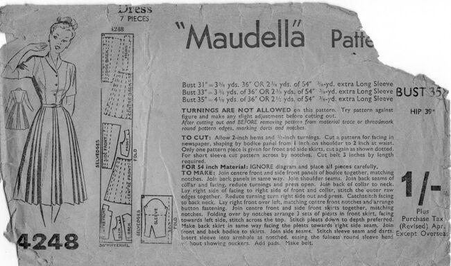 Maudella 4248
