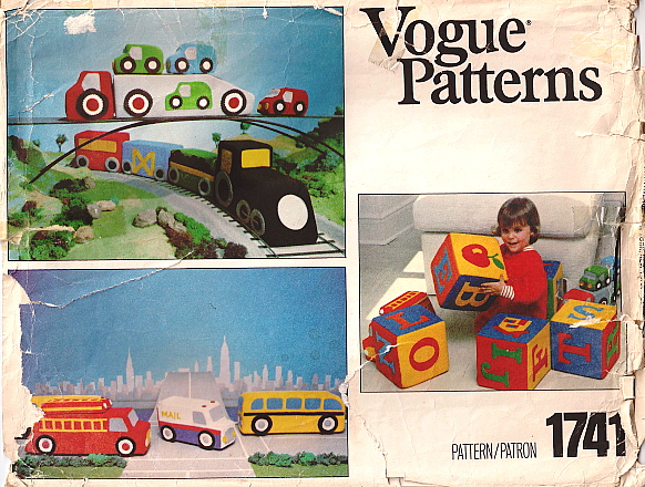 Vogue1741 toy