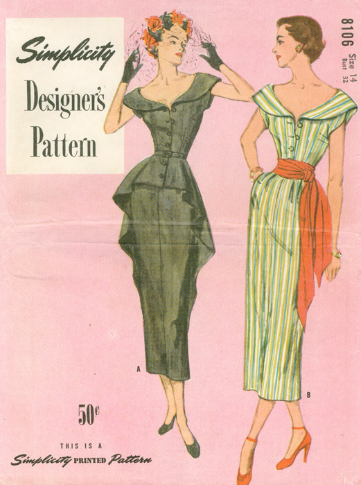 Simplicity 8106 wiki