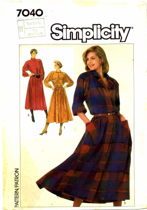 Simplicity 1985 7040