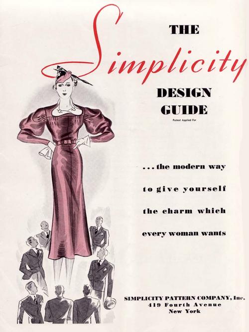 Simplicity Design Guide 1936