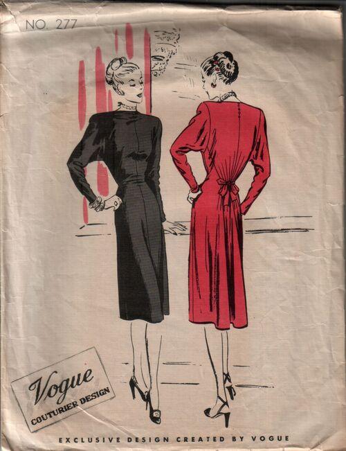 Vogue 277 front