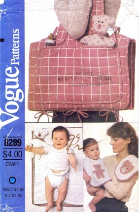Vogue 8289