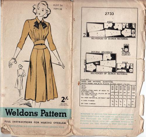 Weldons 2733 image