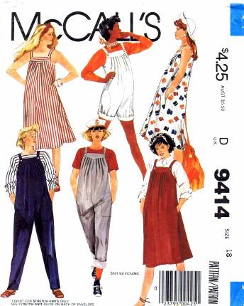 McCalls 1985 9414
