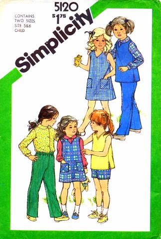 Simplicity 1981 5120