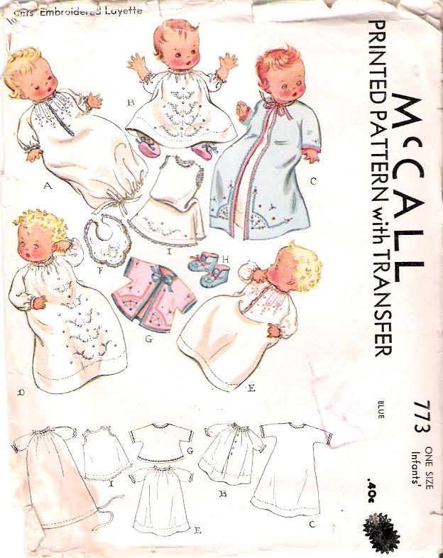 McCall 773