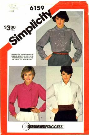 Simplicity 1983 6159