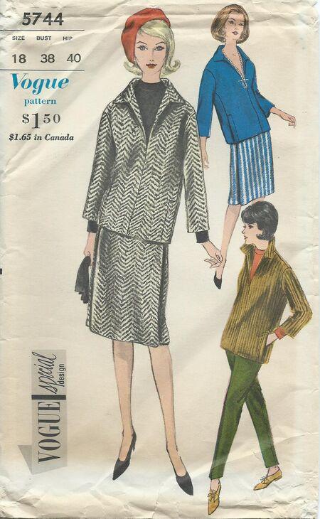 Vogue 5744