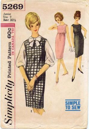 Simplicity 1963 5269