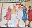 McCall's 5926