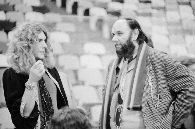 File:Peter Grant and Robert Plant.jpg