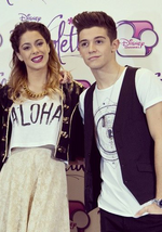 Tini and Ruggero 2013